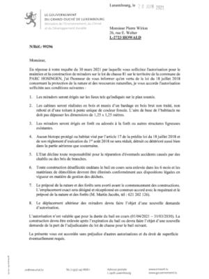 99296 - Pierre Wirion - Maintien et la constructionde miradors