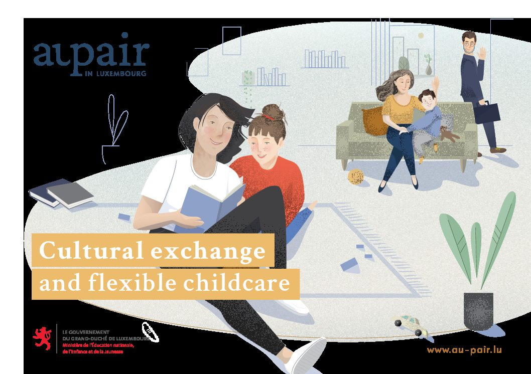 Aupair Cultural exchange 2020 EN