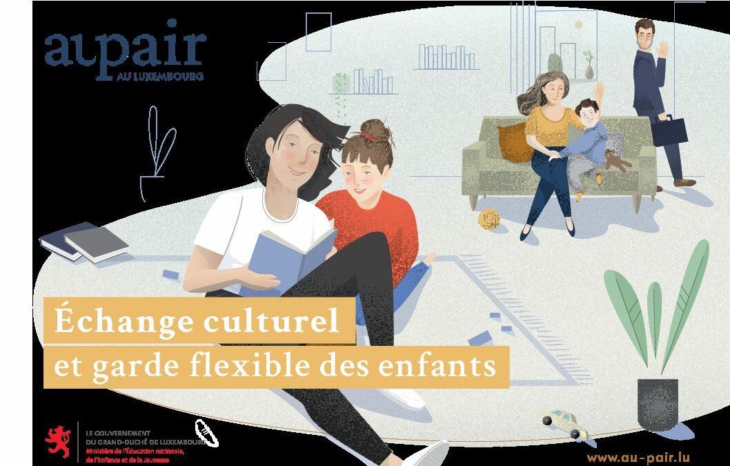 Aupair – Échange culturel et garde flexible des enfants / Cultural exchange and flexible childcare