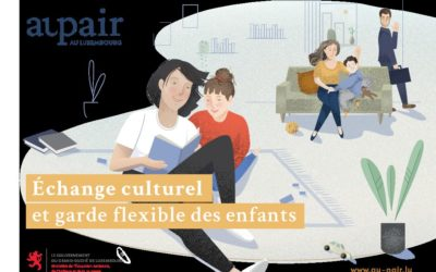 Aupair – Échange culturel et garde flexible des enfants / Cultural exchange and flexible childcare