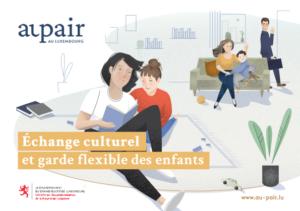 Aupair Échange culturel 2020-FR