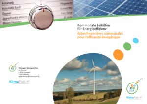 Neue Beihilfen Energieeffizienz - Nouvelles aides financières énergétiques