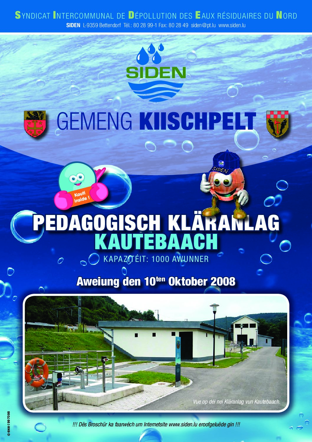 Pedagogische Klärnanlage Kautenbach