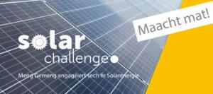 Solar Challenge - Meng Gemeng engagéiert sech fir Solarenergie
