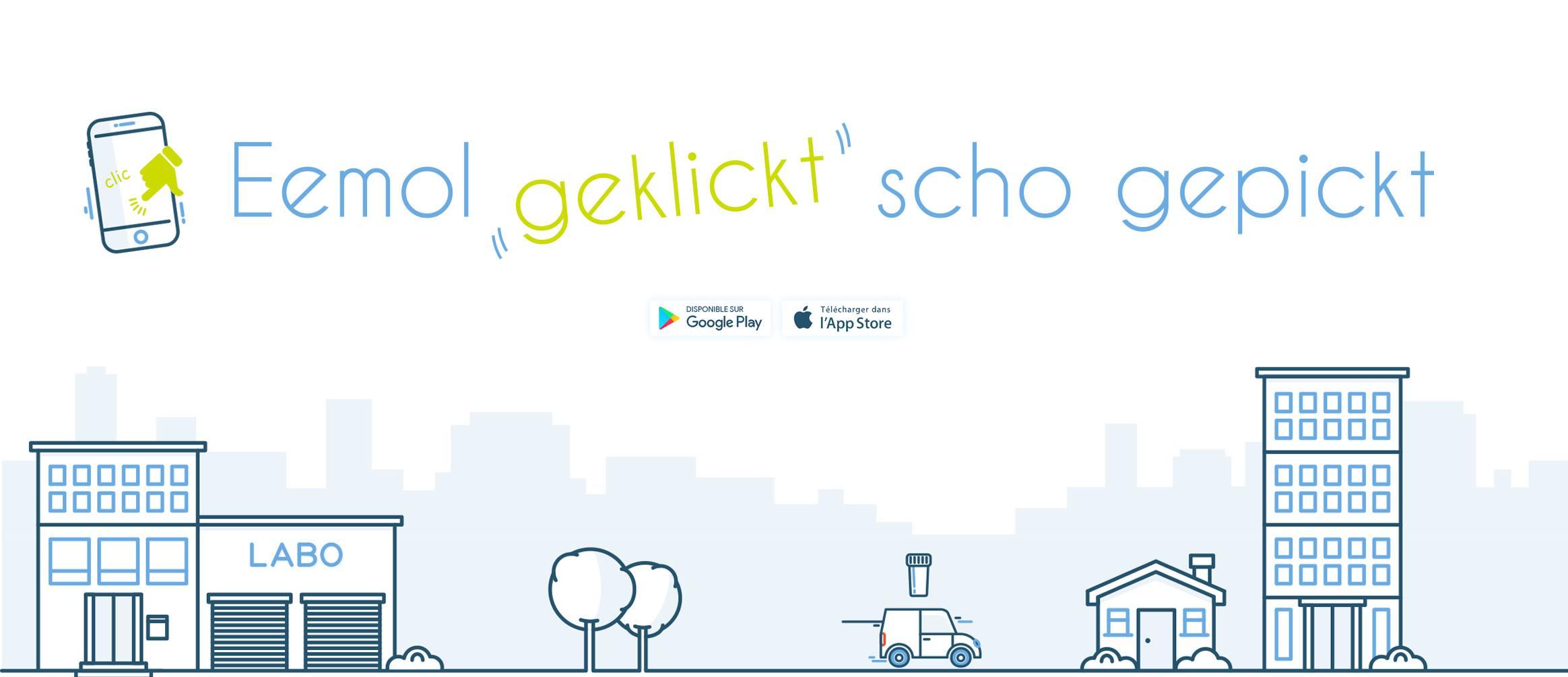 Picken Doheem - Homepage